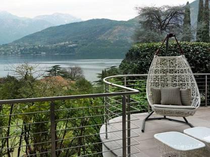 Marco PIVA, INTERIOR DESIGN en el lago de Como