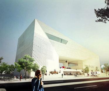 Muestra NOUVELLES ARCHITECTURES FRAC, París