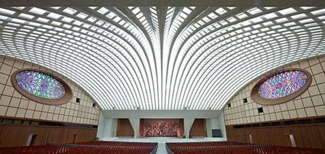 Muestra PIER LUIGI NERVI La Arquitectura como reto