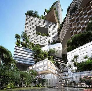 MVRDV, rascacielos Peruri 88, Jakarta