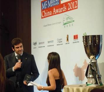 El premio China Awards a Iris y FMG Fabbrica Marmi e Graniti
