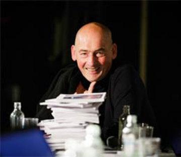 Rem Koolhaas nombrado director de la Bienal de Arquitectura 2014