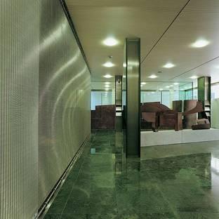 Panzeri, Banca Raiffeisen, Lugano