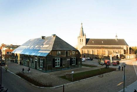 MVRDV, Glass Farm, Holanda