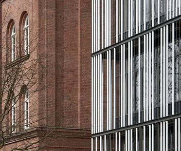 gmp Architekten, Hamburg-Harburg Technical University