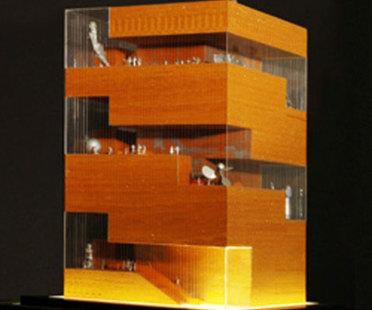 Exposición 19 Proyectos de Neutelings Riedijk Architects