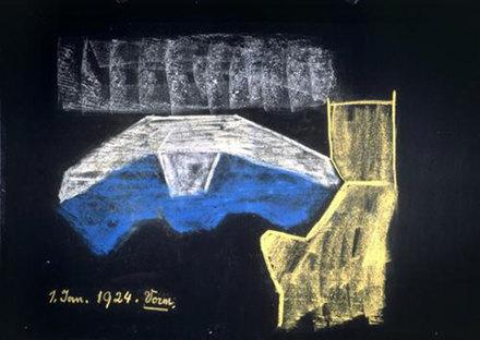 Rudolf Steiner en exposición en el MART
