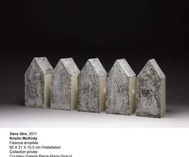 Exposición Kristin McKirdy - Céramiques