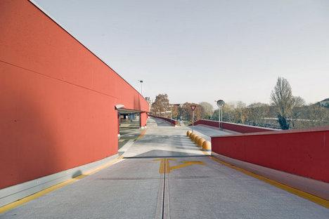 Valle Architetti, APARCAMIENTO Y EDIFICIO EN PADUA