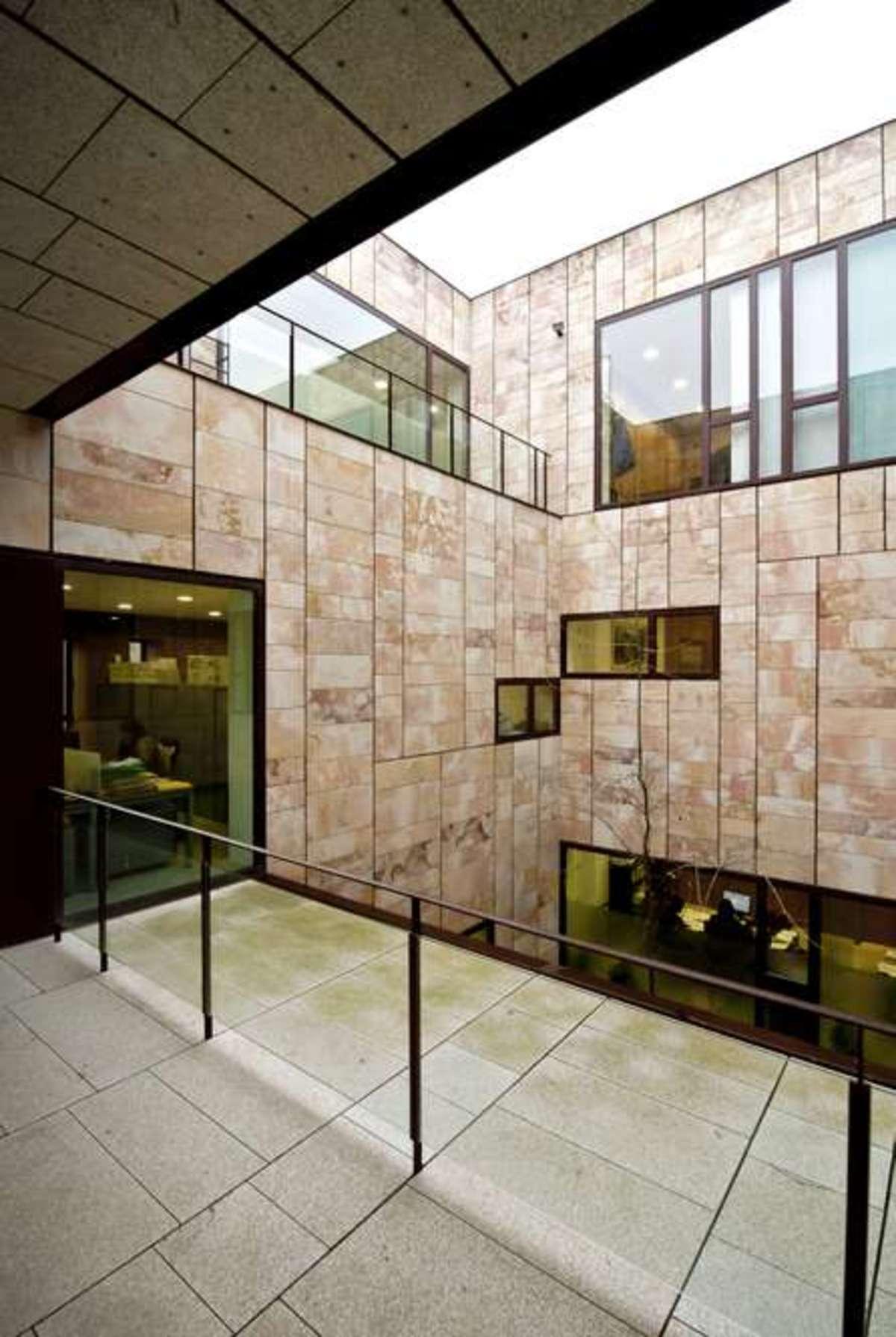 G f arquitectos diputacion provincial de zamora floornature - Arquitectos en zamora ...