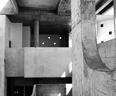 Exposición LUCIEN HERVÉ - Le Corbusier in India -