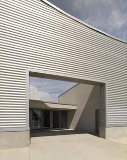 Valle Architetti, cancha de bochas en Udine