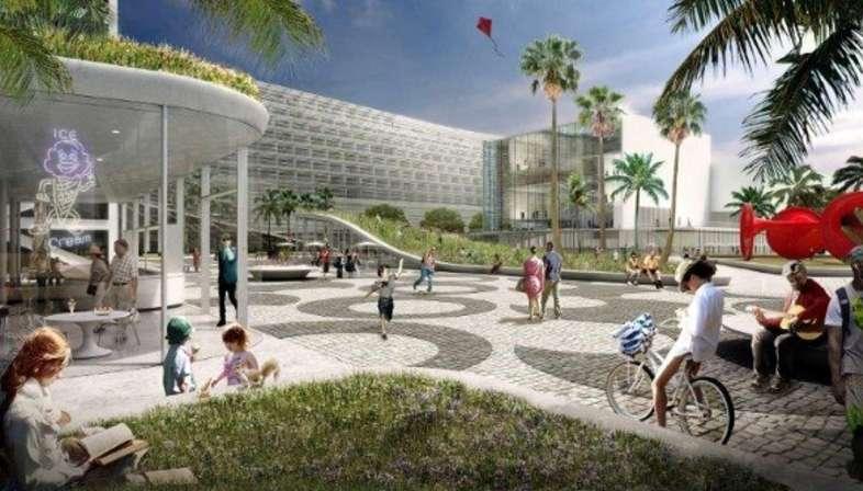 Big Proyecto Del Miami Beach Convention Center Floornature