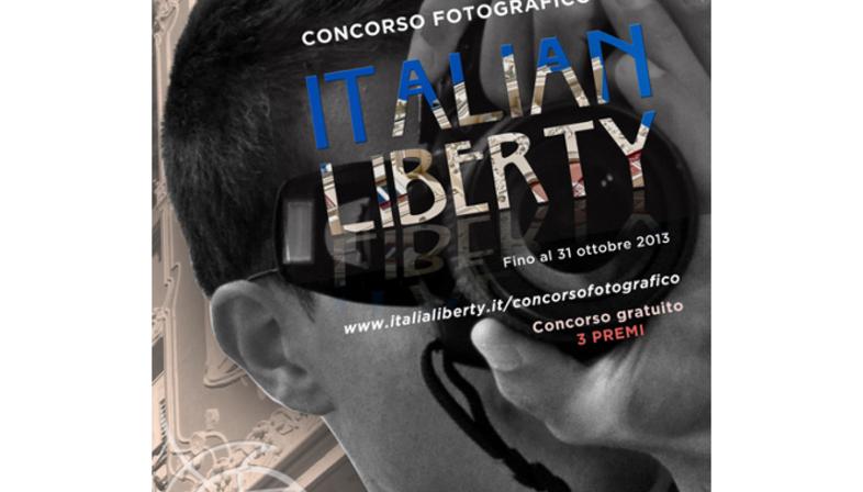 Concurso Fotográfico Italian Liberty