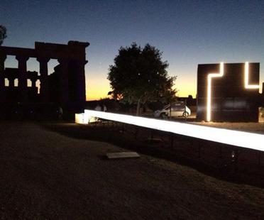 Architects meet in Selinunte. La arquitectura que vendrá
