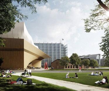 ALA Architects + Arup Biblioteca Central de Helsinki