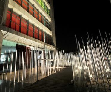 Archohm: proyecto de interior para oficinas, India