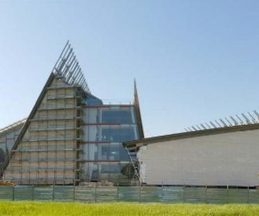 Renzo Piano, Museo de las Ciencias - Muse, Trento