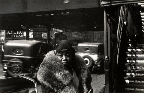 Exposición Walker Evans American Photographs
