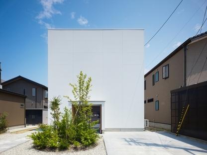 Fujiwarramuro Architects, edificio residencial en Hakusan