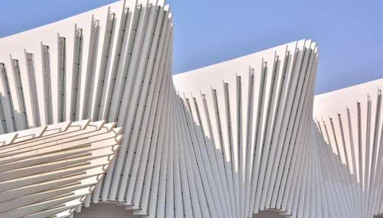 Calatrava, Estación Mediopadana, Reggio Emilia