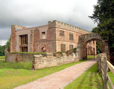 Witherford Watson Mann Architects, Astley Castle (c) Landmark Trust