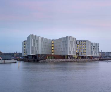 3XN UN City Copenhagen