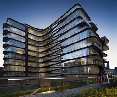 Zaha Hadid 520 West 28th Street, Nueva York