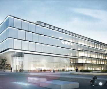 HENN gana el concurso de arquitectura para una Software Factory