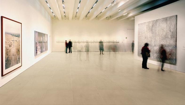 Tierra + arte + arquitectura = LANDSTONE de Eiffelgres