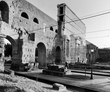 Exposición Gabriele Basilico, Fotografías de las colecciones del MAXXI