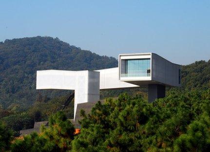 Steven Holl: Nanjing Sifang Art Museum, China
