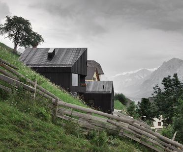 Pedevilla Architekten: vivienda Pliscia 13, Marebbe