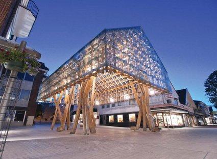 Exposición ERASMUS EFFECT, Arquitectos Italianos en el Extranjero