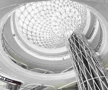 UNStudio: Hanjie Wanda Square, Wuhan, China