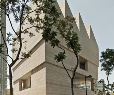 David Chipperfield: Museo Jumex, Ciudad de México