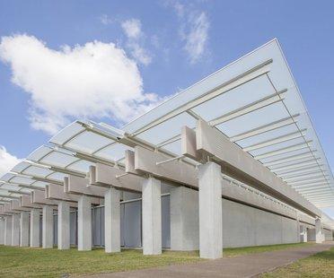Renzo Piano: pabellón del Kimbell Art Museum