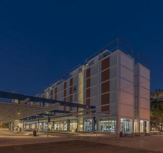 Rogers Stirk Harbour + DA.Studio, nuevo centro cívico de Scandicci
