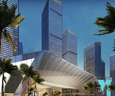 gmp nuevo proyecto urbano en Shenzhen