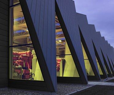 C.F. Møller Architects, Estación GIS, Dinamarca