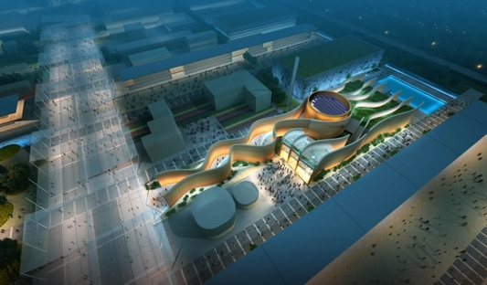 Foster: proyecto para el Pabellón UAE Expo de Milán 2015