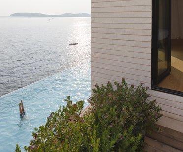 3LHD, edificio residencial en Dubrovnik House V2