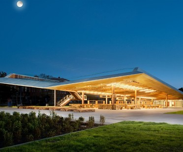 Davis Brody Bond St.Elizabeths East Gateway Pavilion