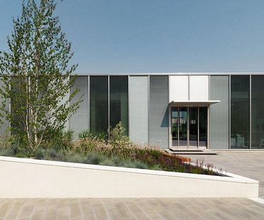 Filippo Taidelli Architetto: nuevas oficinas de Holding Humanitas, Milán