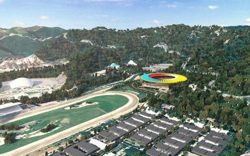 Rogers Stirk Harbour + Partners - Estadio Nacional de Fútbol de Venezuela