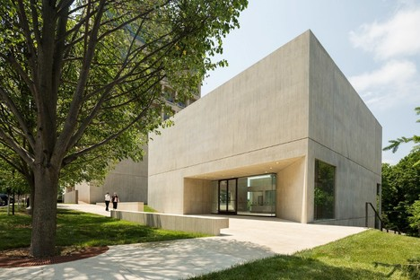 Pei Cobb Freed & Partners Johnson Museum of Art Addition and Alteration