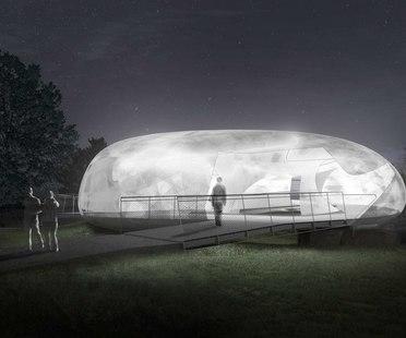 Smiljan Radic proyecta el pabellón 2014 de la Serpentine Gallery