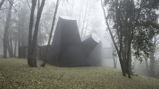 House for the Poem..Vilches,Chile 2010-2012 ©Smiljan Radic Ph.Gonzalo Puga