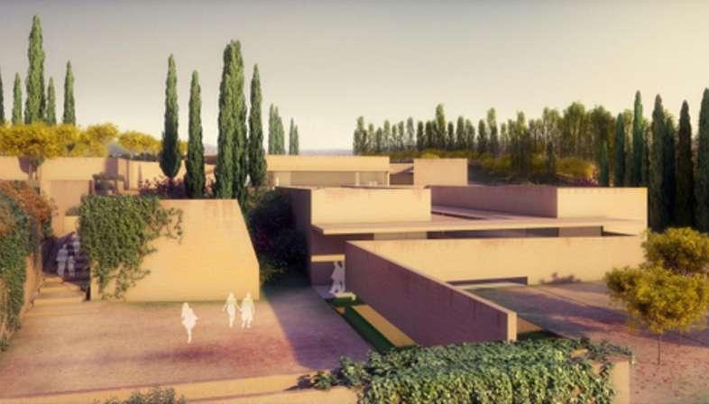 Exposición Visions of the Alhambra - Álvaro Siza + Juan Domingo Santos