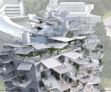 """El Árbol Blanco, de Fujimoto, es la """"Locura Arquitectónica del Siglo XXI """""""